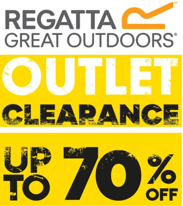 REGATTA OUTLET CLEARANCE Jackets, Coats, Fleece, Boots & Shoes