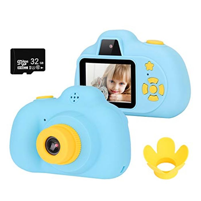 Price Drop! Kids Digital Camera + 32Gb SD Card