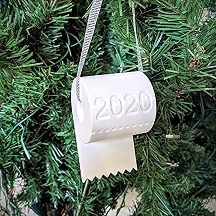 2020 Toilet Roll Ornament