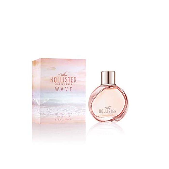 Hollister Wave Eau De Parfum for Her, 50 Ml