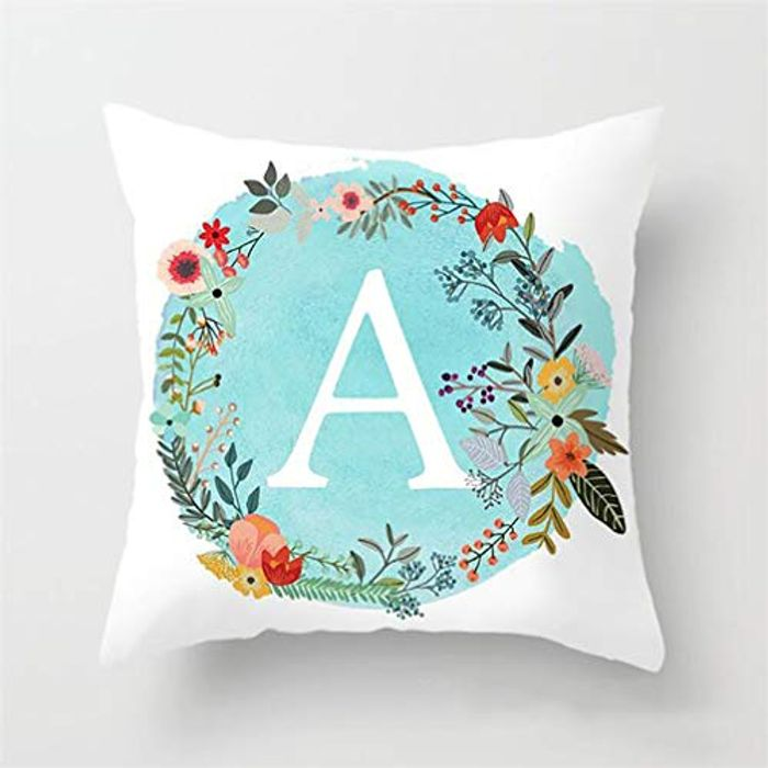 A-Z Cushion Cover