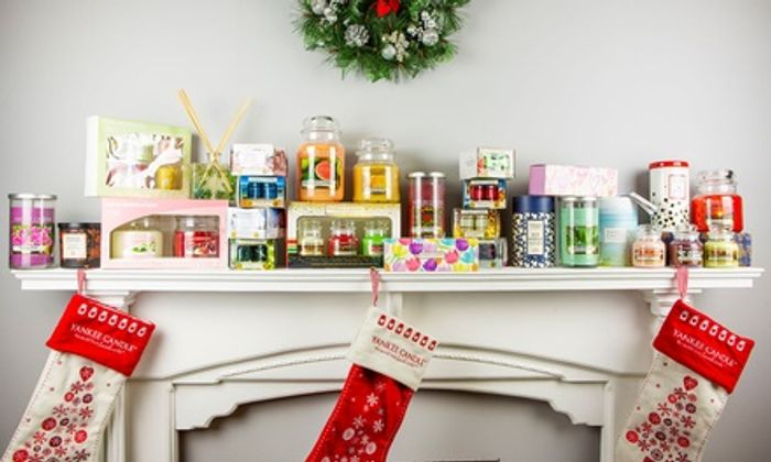 Yankee Candle Secret Santa Lucky Dip