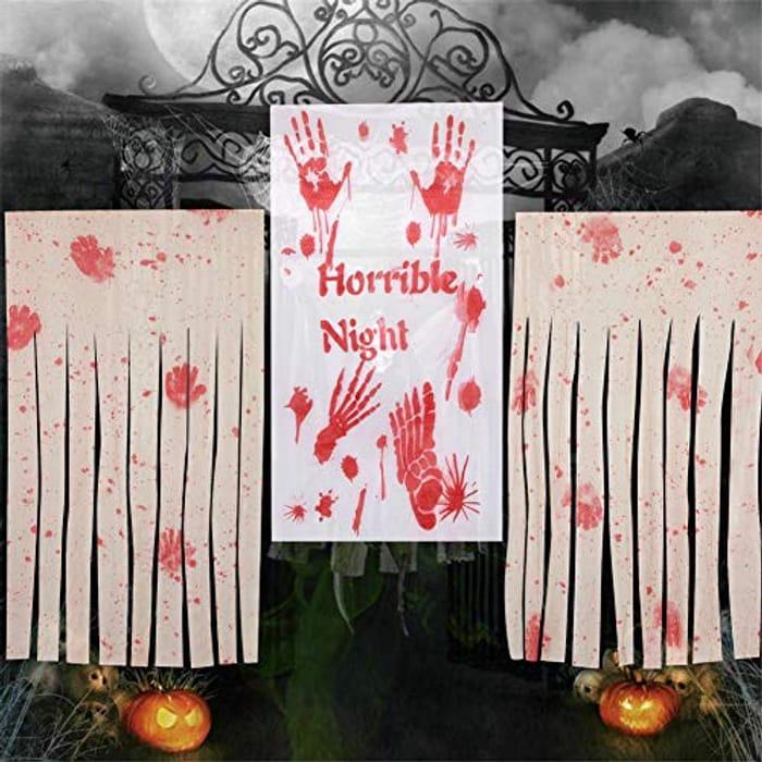 Price Drop! Bloody Halloween Creepy Cloth 3 Pack