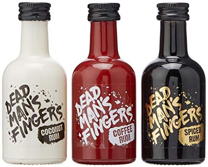 Dead Man's Fingers Rum Taster Gift Pack