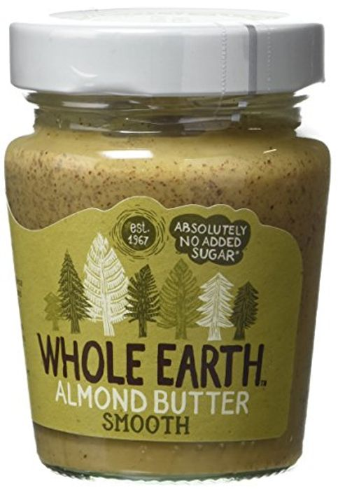Whole Earth Smooth Almond Butter,6 Pack ,Save 20% ,Amazon.