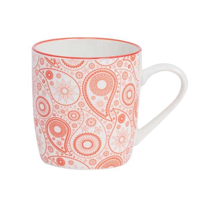 Printed Coffee Mug (Various Colours)