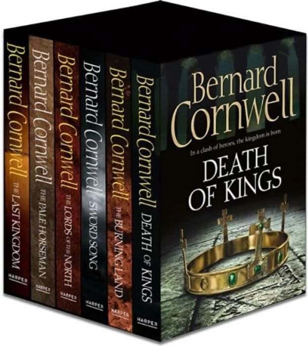 Best Price! The Last Kingdom Series Books 1-6: Kindle Edition