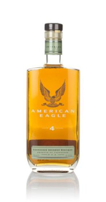 American Eagle 4 Year Old  (70cl, 40%)
