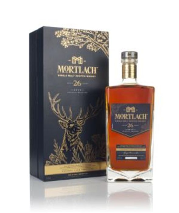 Mortlach 26 Year Old (Special Release 2019)  (70cl, 53.3%)