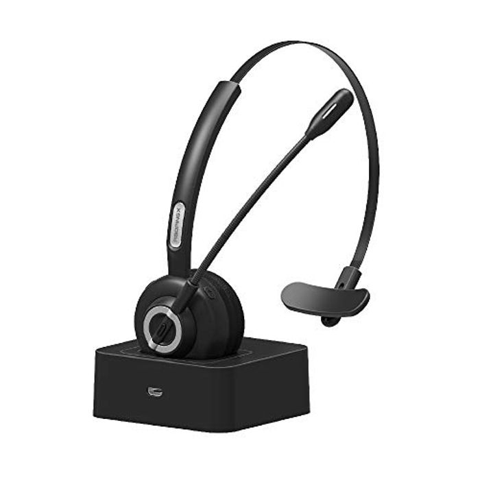 35% off Bluetooth Noise Cancelling Wireless Headset with Microphone