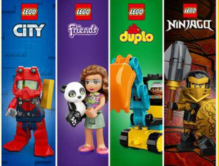 Argos - Extra 10% Off LEGO Inc 2 for £15 + Already Reduced By Up To 25%