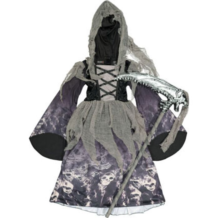 Cheap HALLOW'S EVE Two Piece Ghostly Spirit Costume at TK Maxx