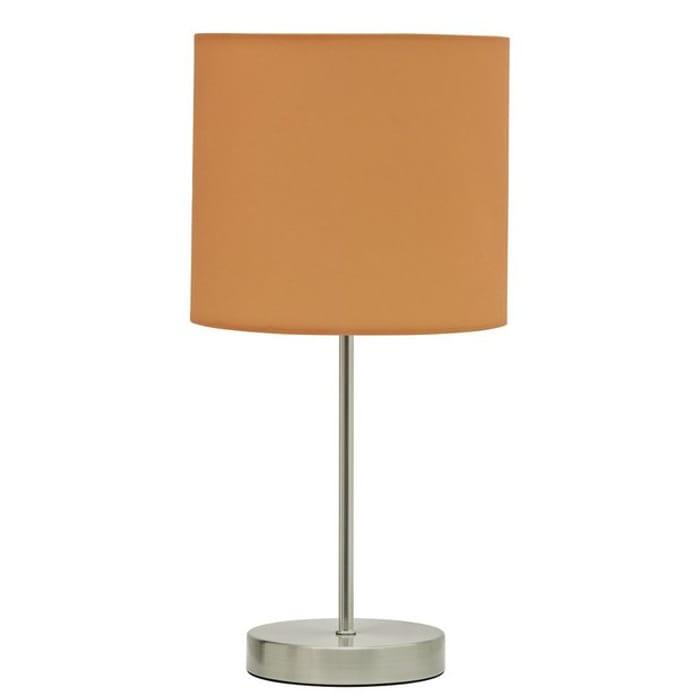 Argos Home Satin Stick Table Lamp