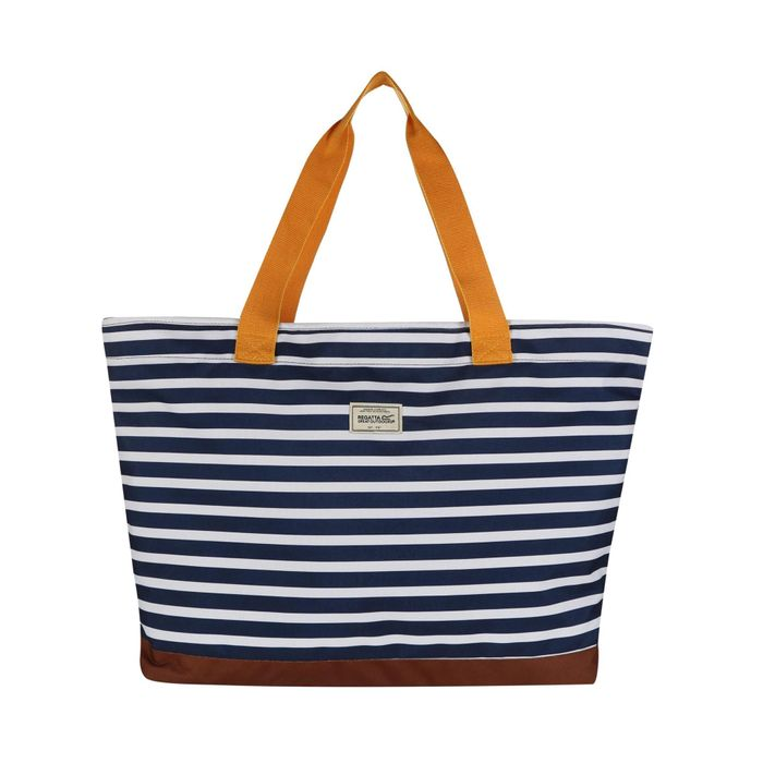 Blue 'Stamford' Beach Bag