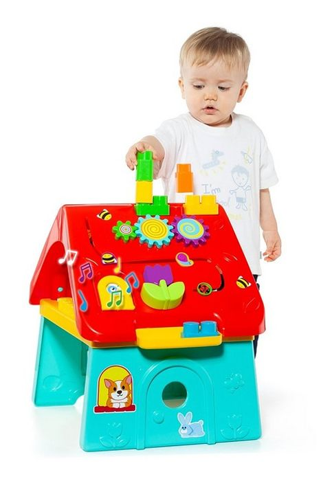 Musical Activity House