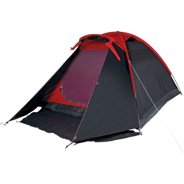 ProAction 3 Man 1 Room Dome Camping Tent