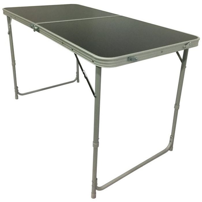 Twin Height Folding Aluminium Table - Half Price