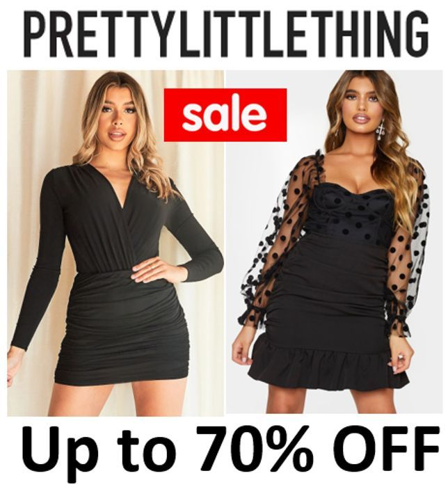 CHEAP! Pretty Little Thing - SALE - up to 70% OFF