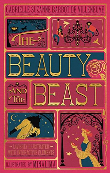 The Beauty and the Beast Book