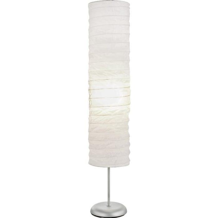 Argos Home Tube Paper Floor Lamp