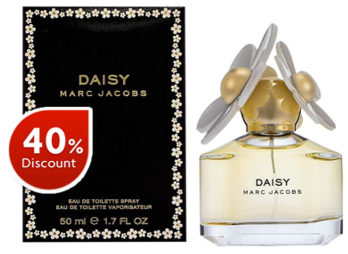 Best Price! Marc Jacobs Daisy for Women 50ml EDT Spray *4.8 STARS*