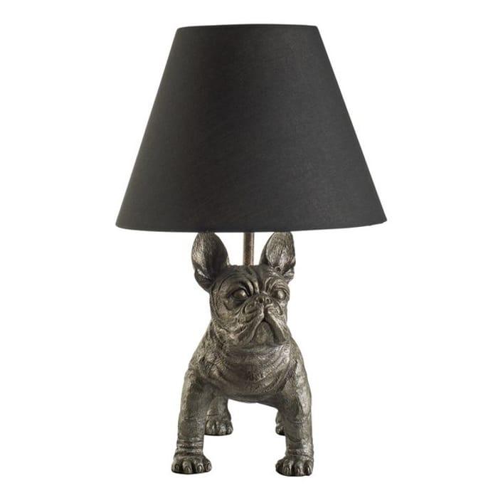 Argos Home French Bulldog Table Lamp