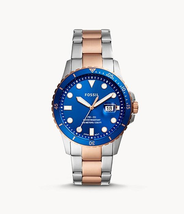 Fossil Up To 40% Off Sale + Extra 20% Code & Free Delivery