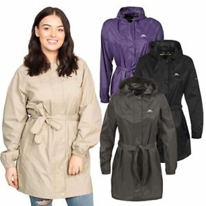 CHEAP! Womens Trespass Rain Jacket