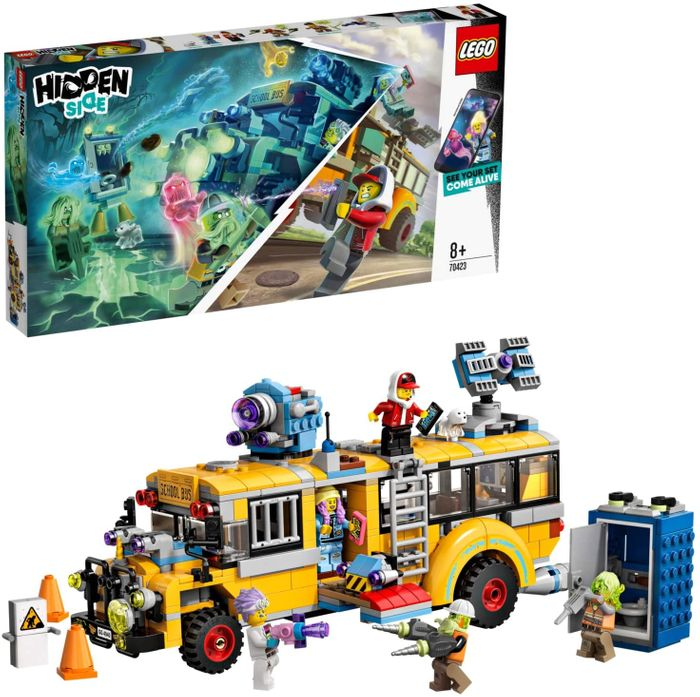 LEGO HIDDEN SIDE 70423 - Paranormal Intercept Bus