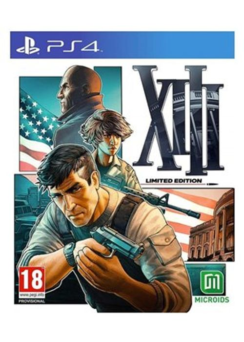 XIII - Limited Edition (PS4) £34.85 at Base.com