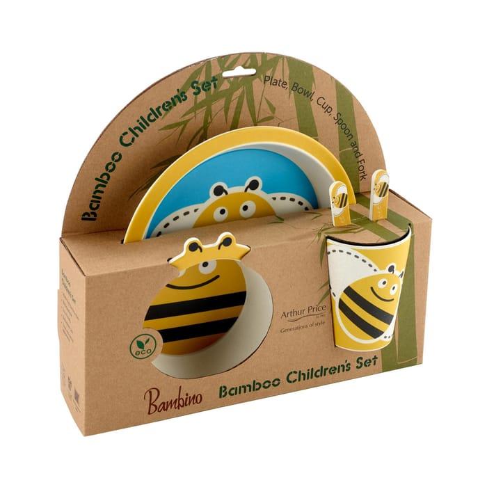 Bambino 'Bumble Bee' 5 Piece Children's Set