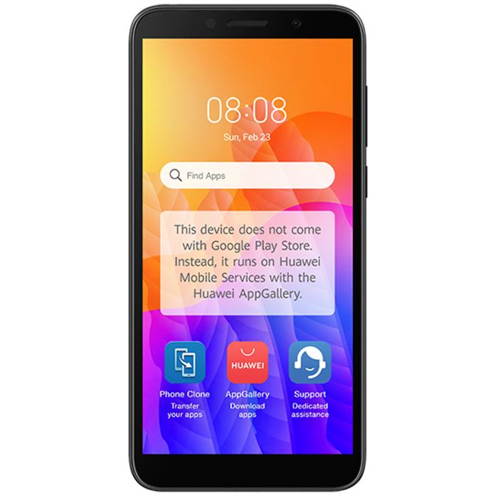 Huawei Y5p at O2 - Only £49.99!