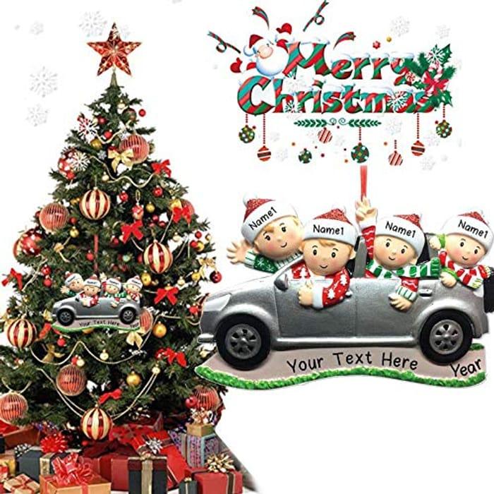 75% Off 2020 Christmas Ornament