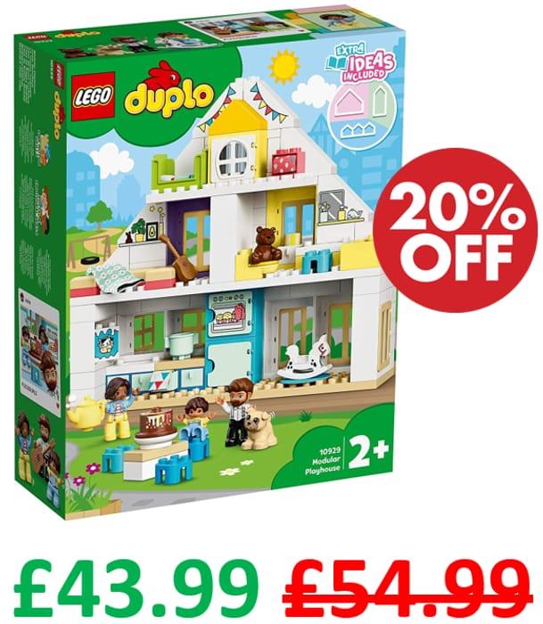 LEGO DUPLO - Modular Playhouse (10929) **4.8 STARS**