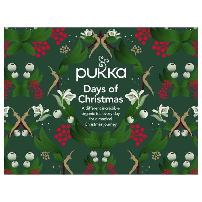 PUKKA Tea Christmas Advent Calendar