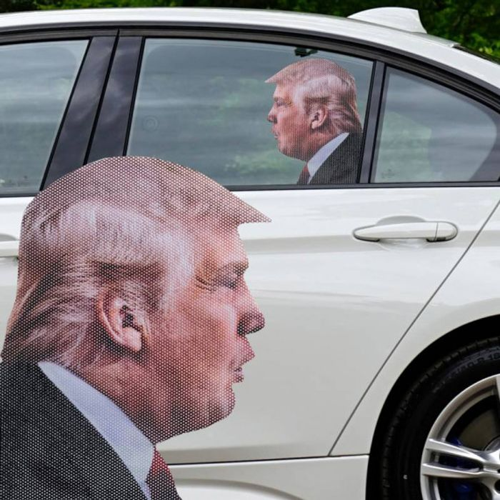 Trump Ride with Me