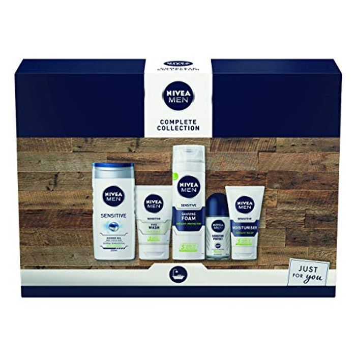 NIVEA MEN Complete Collection Giftset,