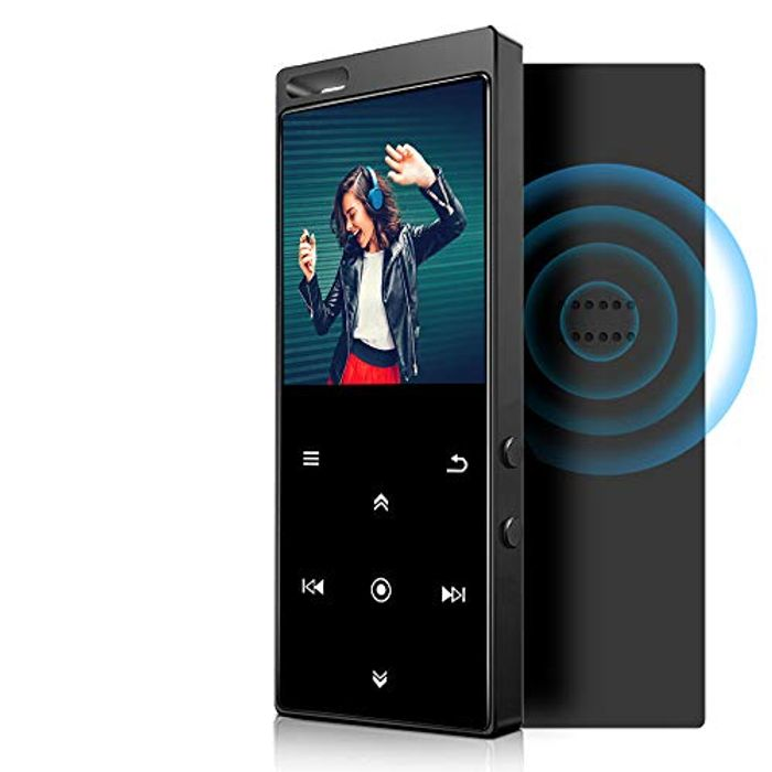 32GB MP3 Player, IHOUMI MP3 Player with Bluetooth