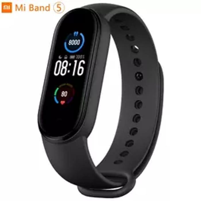 *SAVE over £6* Xiaomi Mi Smart Band 5 Fitness Tracker AMOLED Screen