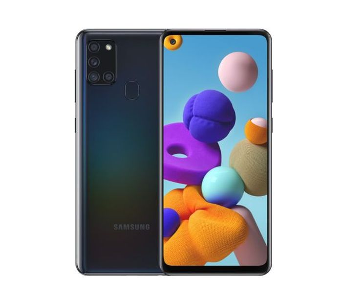 *SAVE £30* SAMSUNG A21s - 32 GB, Black/White/Blue