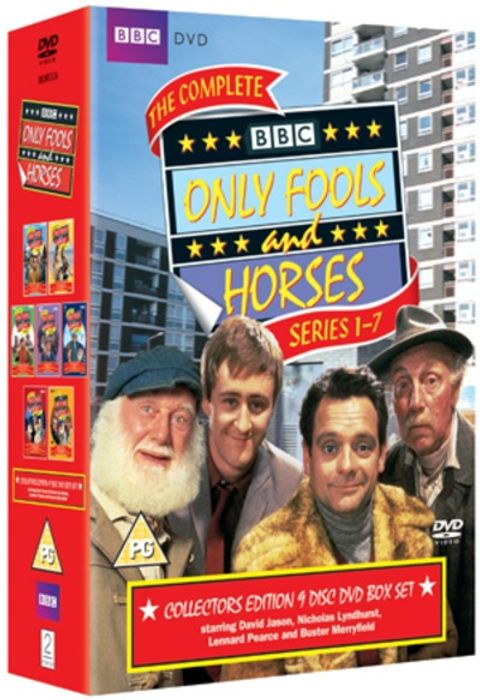 Cheap Only Fools and Horses: Complete Series 1-7 DVD Box Set at Zoom