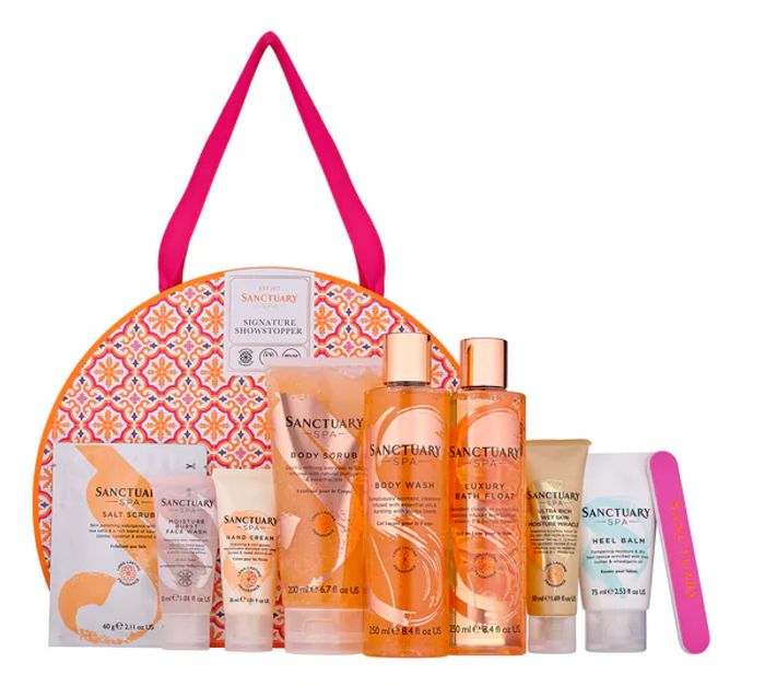 Sanctuary Spa Signature Showstopper Bath & Body Gift Set
