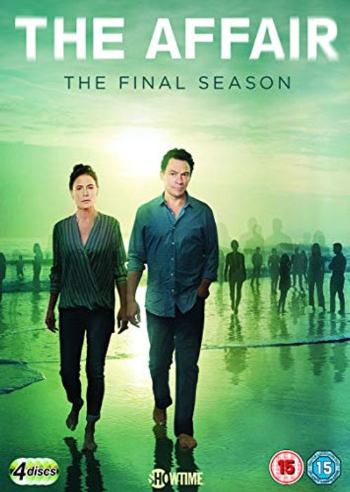 The Affair Season 5 (DVD) [2020]