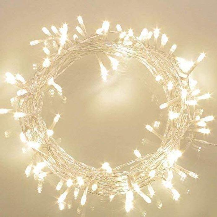 Battery Operated Waterproof Fairy Lights 10m