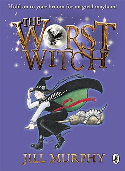 The Worst Witch Paperback