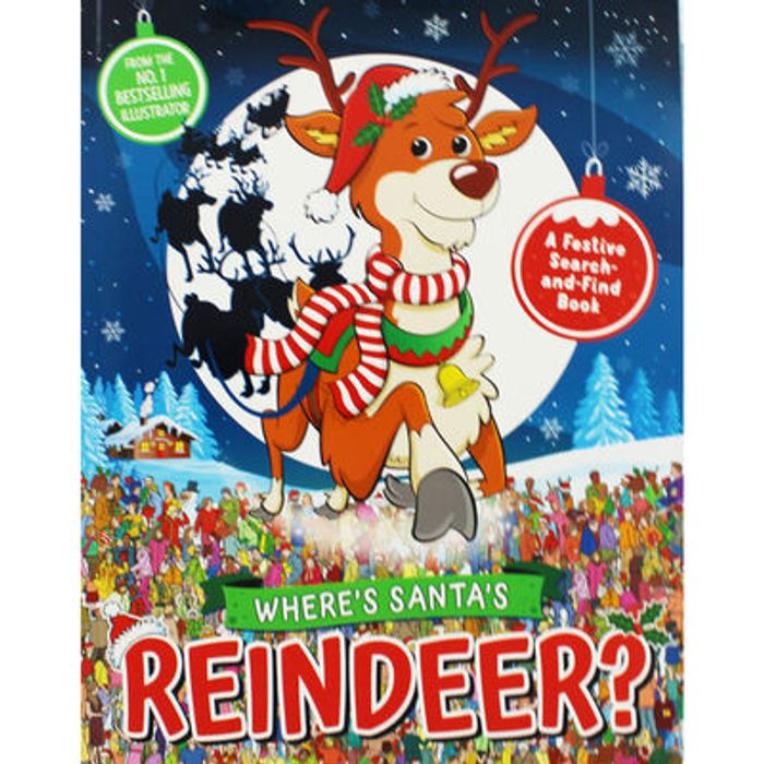Where's Santas Reindeer?