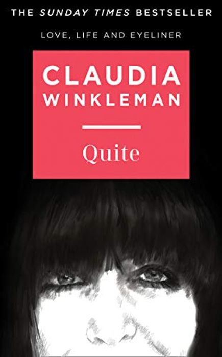 50% off Hardcover for Limited Time  Quite -  Claudia Winkleman