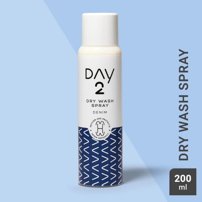 Day2 Denim Dry Wash Clothes Spray 200ml