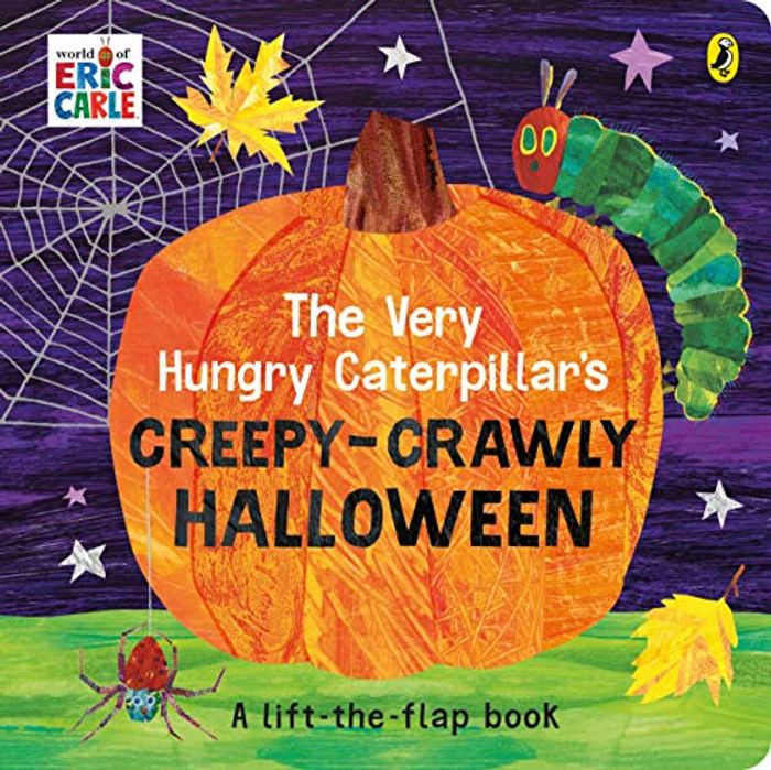 The Very Hungry Caterpillars Creepy-Crawly Halloween