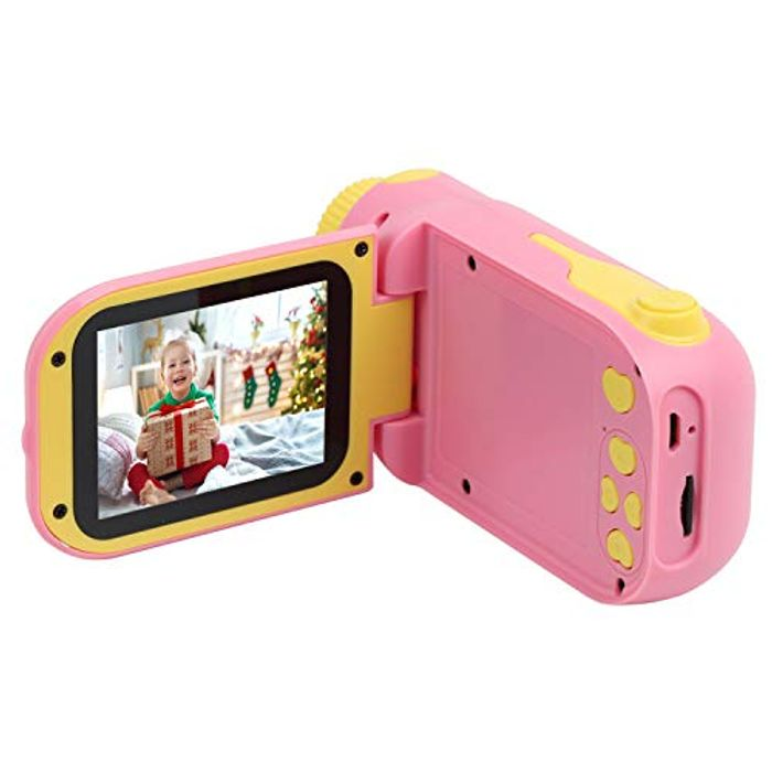 Rechargeable Kids Digital Camera with 1080P HD 32G Memory Card